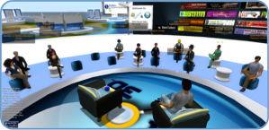 3D Round Table 2